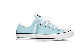 Кеды Converse All Star Tiffany Blue (низкие) VO-134