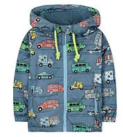Куртка-ветровка утепленная на флисе для мальчика Jumping Beans