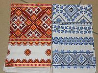 Молдавский лен, кухонные полотенца. Пасхальные расцветки 406