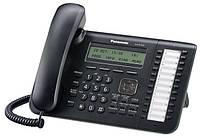 IP системный телефон  Panasonic (чорный) KX-NT543RU-B
