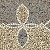Кромка ТМ Westag & Getalit AG для декора MS288C Веронский орнамент длиной 1000 мм, шириной 44 мм, с клеем не