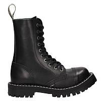 Черные мужские ботинки STEEL 106 Black