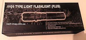 Электрошокер-фонарь POLICE 1101, фото 2