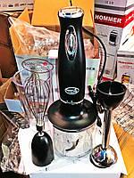 Ручной погружной блендер Domotec DT-585 с чашей