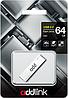 Флешка 64 гб/GB USB 3.0 ( 5 GB/sec ) AddLink U50 цельнометаличесая , фото 4