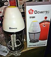 Кухонный измельчитель Domotec DT581 (миникомбайн)