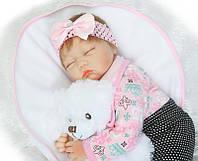 Кукла реборн сплюшка.Reborn doll.