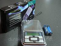 Карманные ювелирные электронные весы 0,01-200 гр. Супер точные  Pocket Scale MH-200