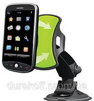 Авто держатель для мобильного телефона GPS GripGo