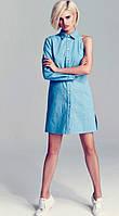 Дизайнерское платье из льна,с одним рукавом, ассиметрия. Цвета разные