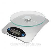 Кухонные электронные весы от 1г до 5 кг Air Glass Imperial 6108