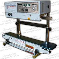DBF-900LW Ковейерный свариватель вертикального типа