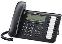 IP системный телефон  Panasonic KX-NT546RU-B