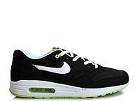 Мужские кроссовки Nike Air Max 87 Black/Green