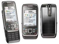 Nokia E66 black