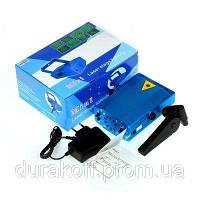 Лазерный проектор, стробоскоп лазер шоу с рисунком YX-6B