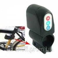 Вело сигнализация на велосипед, мотоцикл Bike Alarm велосигнализация