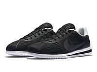 Кроссовки мужские Nike cortez ultra br black. интернет магазин обуви, найк кортез