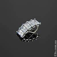 Женский серебряный кулон Подвес Диана