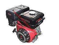 Бензиновый двигатель Weima WM177F-Т (для МБ 1100 шлицы 25мм), бензин 9,0л.с. для мотоблоков