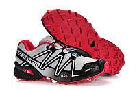 Кроссовки мужские Salomon Speedcross 3. саломон спидкрос 3, интернет магазин обуви