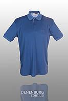 Футболка-поло чоловіча TOMMY HILFIGER T1122B синя, фото 1