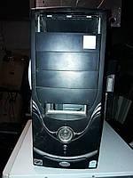 Брендовый корпус KM K066 ATX с наклейкой Виндовс