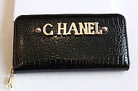 Лакированный кошелек -CHANEL