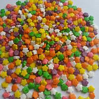Посыпка сахарная кондитерская Цветочки