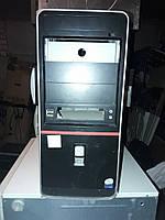 Брендовый корпус Intel K067 ATX с наклейкой Виндовс