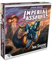 Звёздные войны: Атака Империи: Две Тени (Star Wars Imperial Assault: Twin Shadows) настольная игра