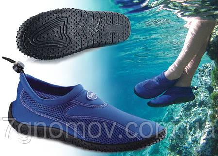 Тапочки для кораллов, аквашузы, обувь для плавания, дайвинга, серфинга Cubagua 7588 (36-46), фото 2