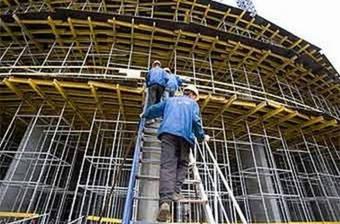 Будівництво торгових центрів.