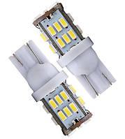 Светодиодные лампы LED W5W 30-SMD (3014)
