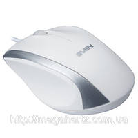 USB проводная оптическая мышка мышь Sven RX-180W