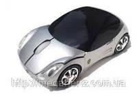 Беспроводная мышка машинка 800 dpi Silver мышь