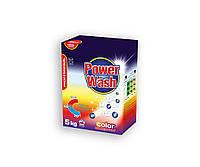 Стиральный порошок концентрат Power Wash для цветного 5 кг