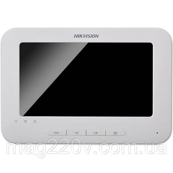 Комплект домофона Hikvision DS-KH6310-W(L) + DS-KB8112-IM