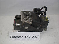 Б.У. Блок АБС(ABS) Forester форестер SG (2002-2007) Б/У