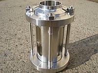 Трубный диоптр под сварку AISI 304 DN 40