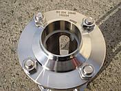 Диоптр трубный S/S AISI 304 DN 125, фото 3