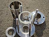 Диоптр трубный S/S AISI 304 DN 125, фото 2