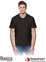 Рубашки поло мужские  ST3000 [BLO]