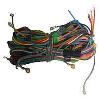Электропроводка щитка приборов МТЗ