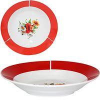 Тарелка суповая 8' Полевые цветы SNT 30003-1482