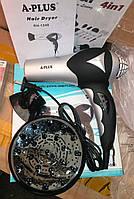 Фен для волос A-PLUS RH-1248 с диффузором