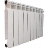 Секция биметаллического радиатора