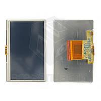"""Дисплей для автонавигатора GPS 4,3', с сенсорным экраном, 4.3"""", 60 pin, (480*272), #LMS430HF01"""