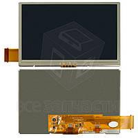 """Дисплей для автонавигатора GPS 4,3', с сенсорным экраном, 4.3"""", 45 pin, (480*272), #LMS430HF09-003"""