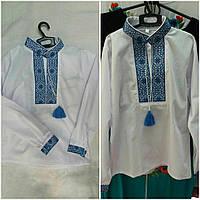 Вышиванка-рубашка для мальчиков в ассортименте